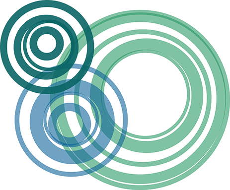 Ever Widening Circles logo