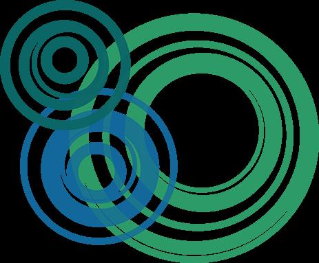 Ever Widening Circles logo