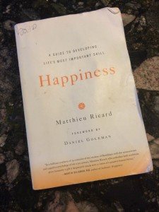 Image: 'Happiness,' by Matthieu Ricard - click here to order your copy on Amazon.com now