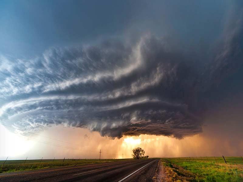 Image: Storm cloud