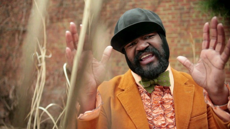 Image: Gregory Porter, athlete turned jazz musician