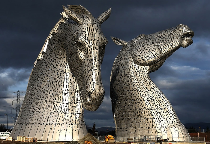 Image: Kelpies, Grangemouth, UK