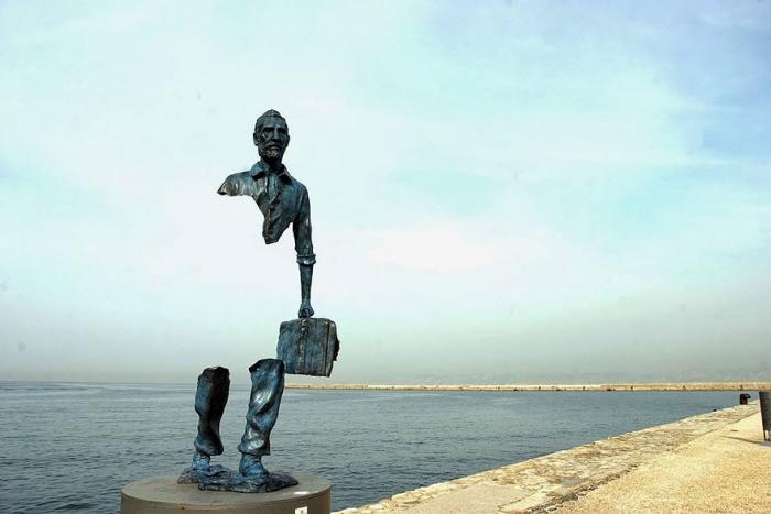 Image: Les Voyageurs, Marseilles, France