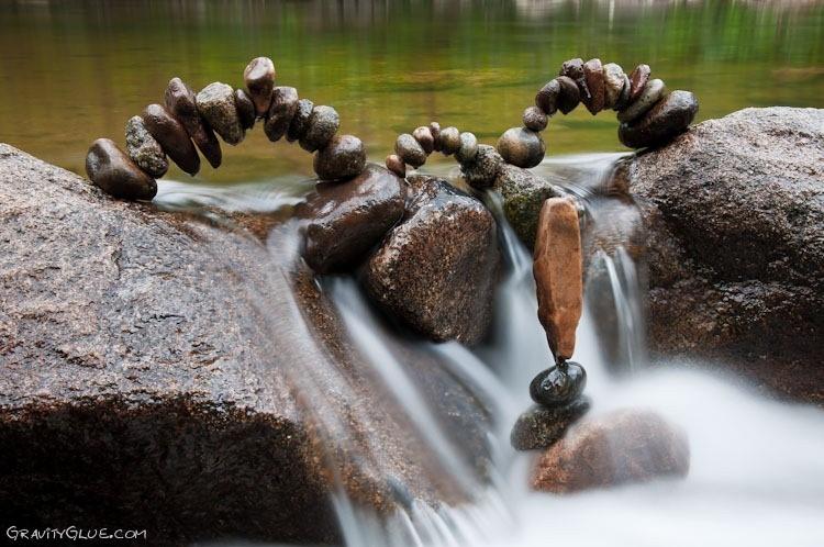 Image: Rock Balance, Gravity Glue