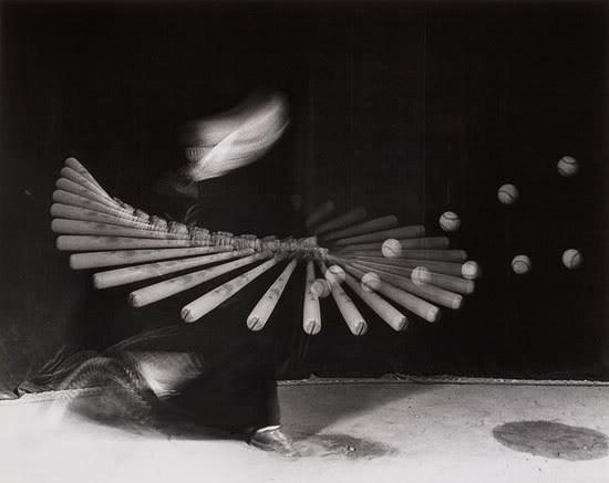 Image: Batting Machine Strobe