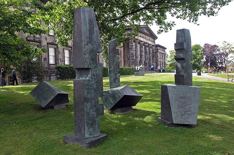 Image: odd sculpture