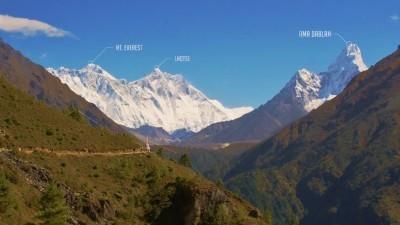 Image: Himalayan mountains