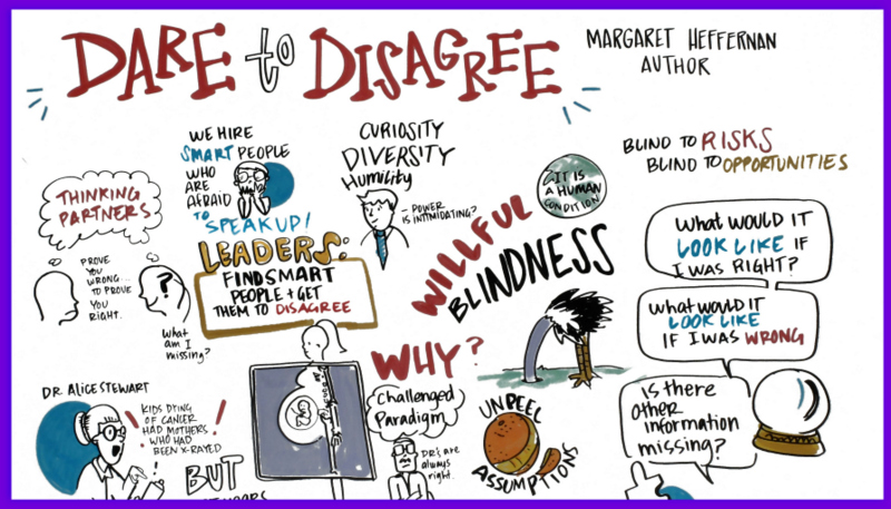 Image: Dare to Disagree