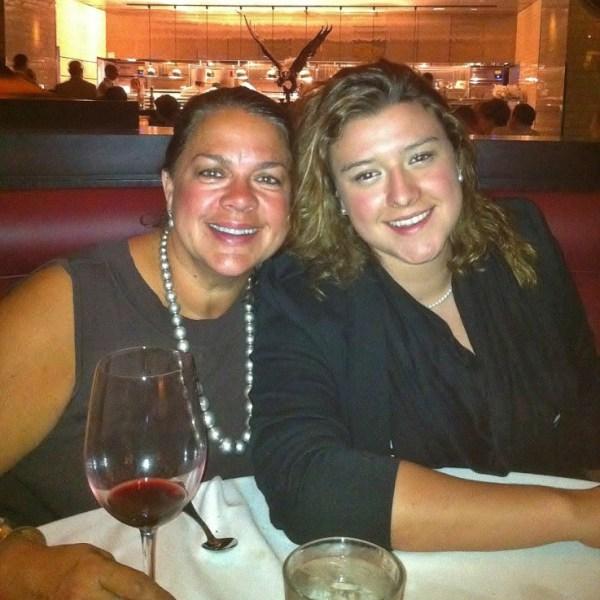 Image: Dr. Lynda and Liesl