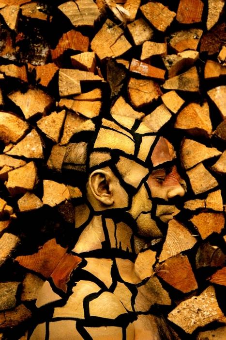 Image; Stoetter Woodpile