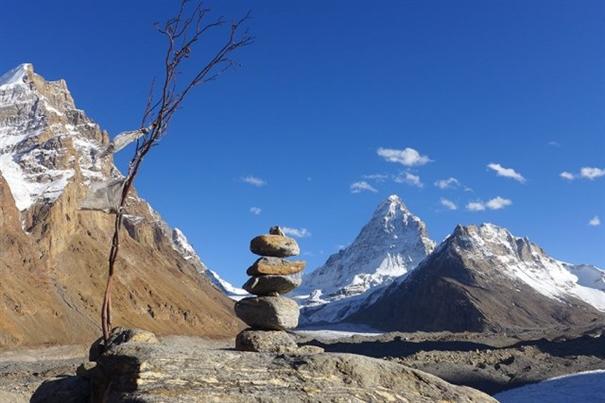 Image: Himalaya mountain kern