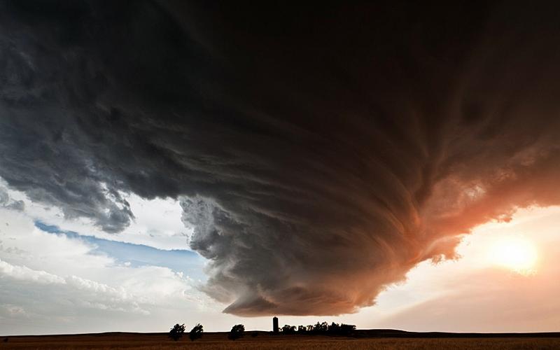 Image: Swirling Cloud