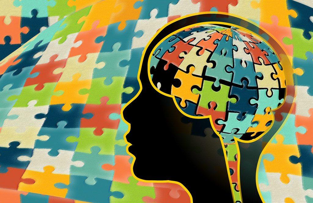 Image: Autism puzzle pieces