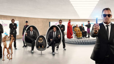 Image: Scene from the Men in Black