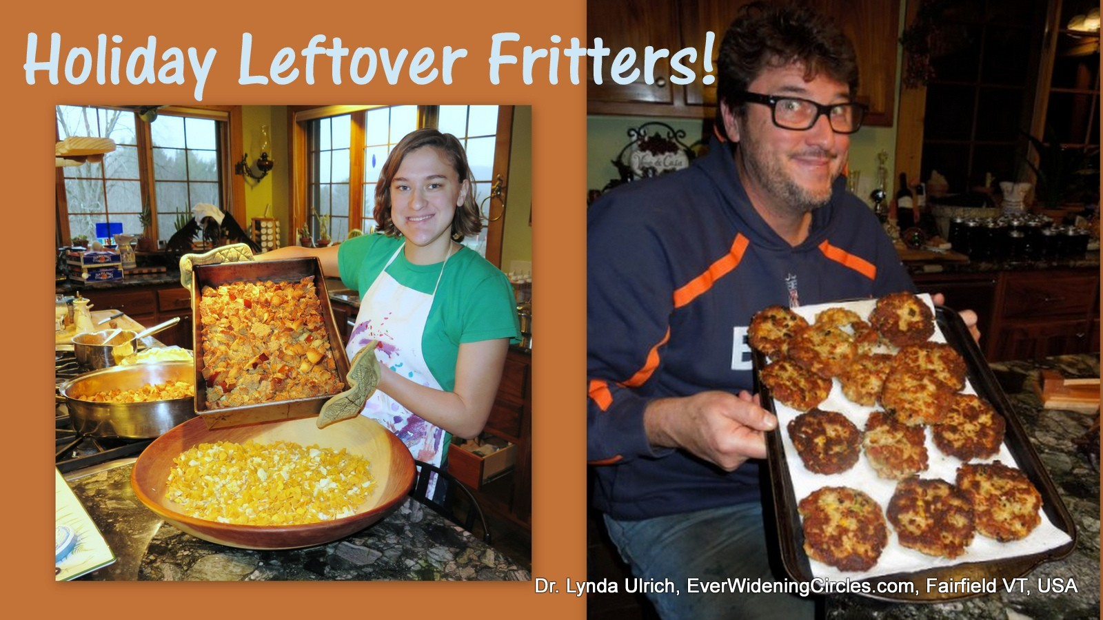 Image: Recipe for Thanksgiving Leftovers