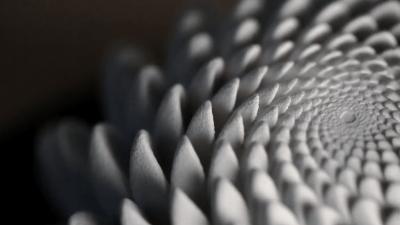 John Edmark 3D Printed Sculpture