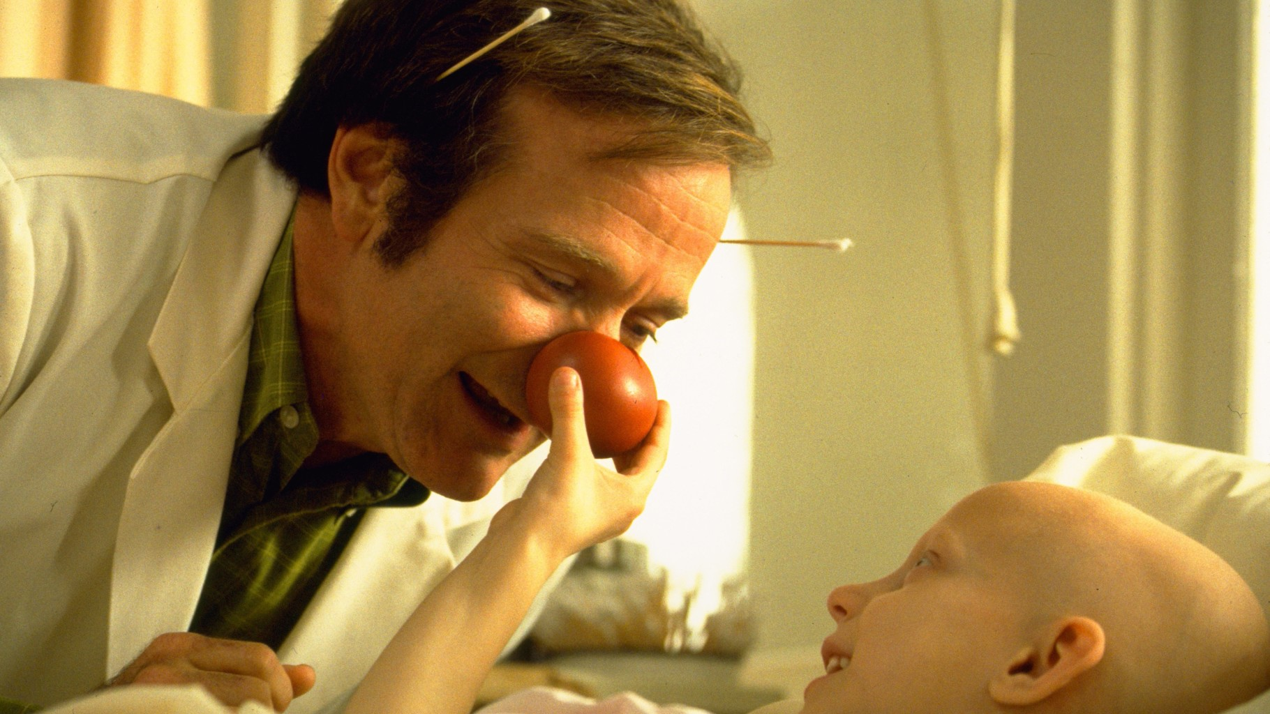 Image: laughter Robin Williams