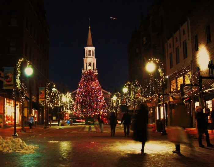 Christmas tree fun facts: Church Street Tree