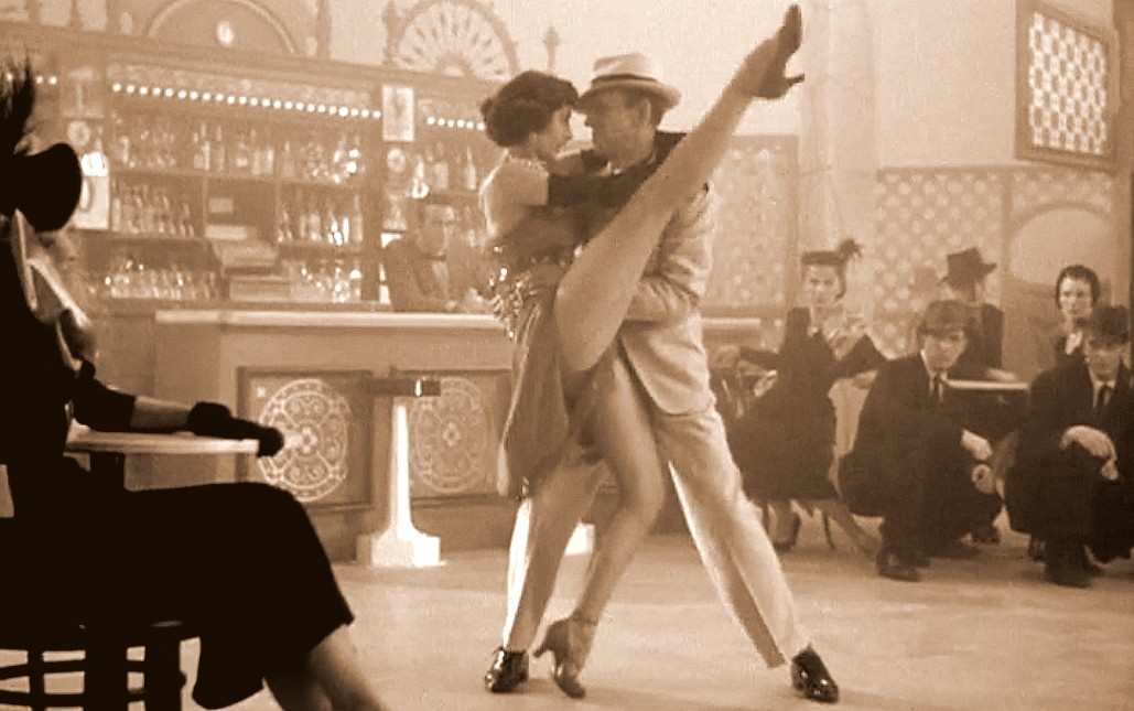 Image: Classic Movie dance Jean Kelly