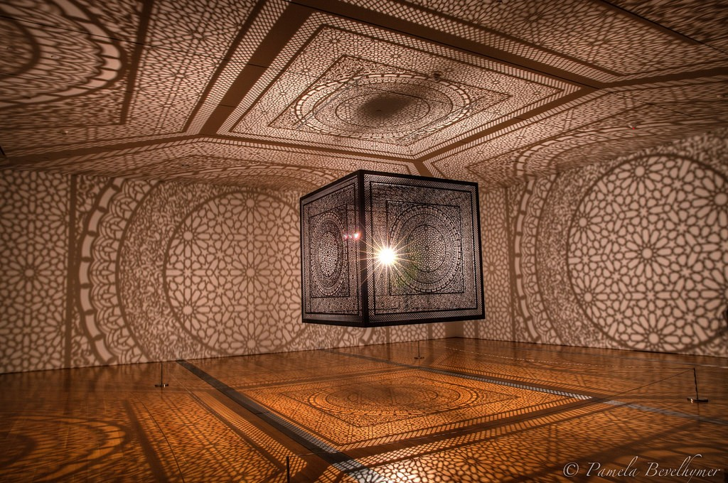 Intersections by Anila Quayyum Agha
