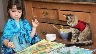Extraordinary-paintings-by-Iris-Grace-5-year-old-autistic-little-girl3