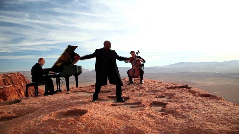 """""""Paradise"""" (Peponi): The Piano Guys Epic Day 