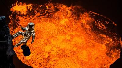 sam cossman volcano exploration