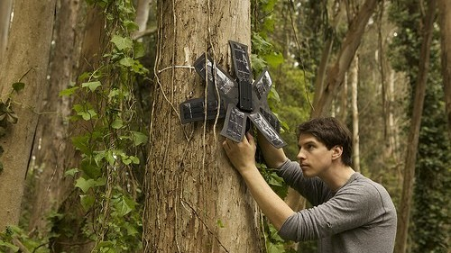 Saving the Rainforest with Old Cell Phones