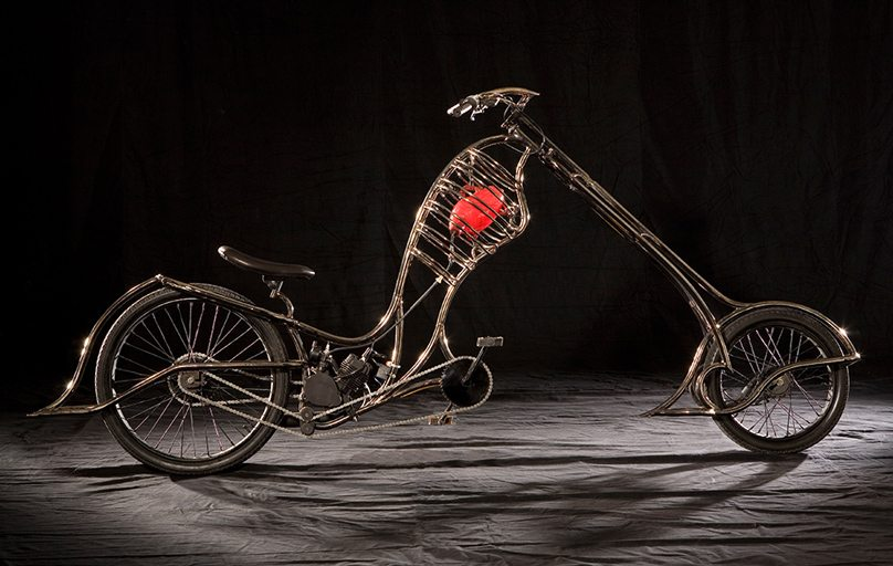 Image: Josh Hadar Alpha Male Eco Bike
