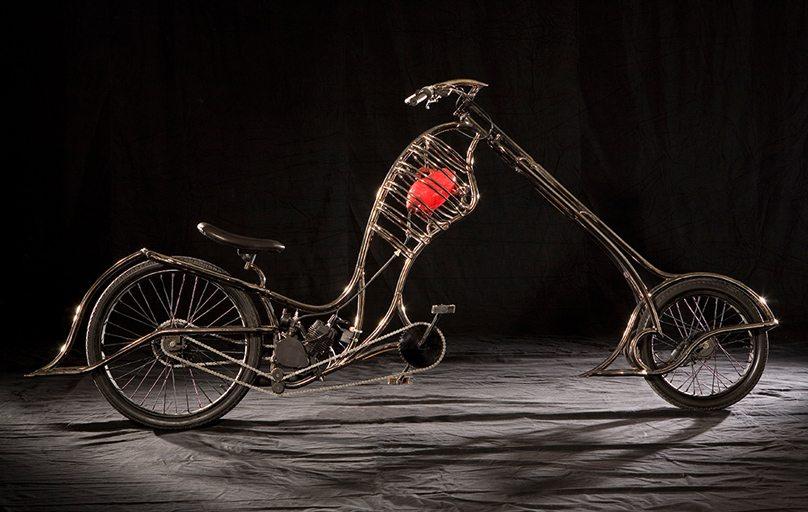 Josh Hadar Alpha Male Eco Bike