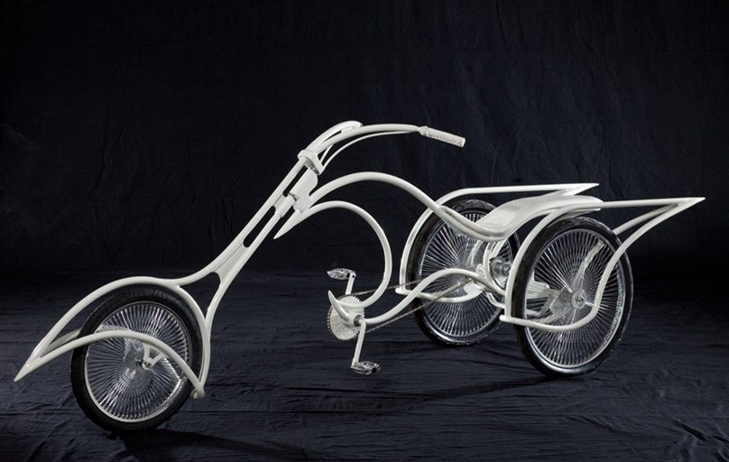 Image: Josh Hadar Christy Lynn Eco Bike