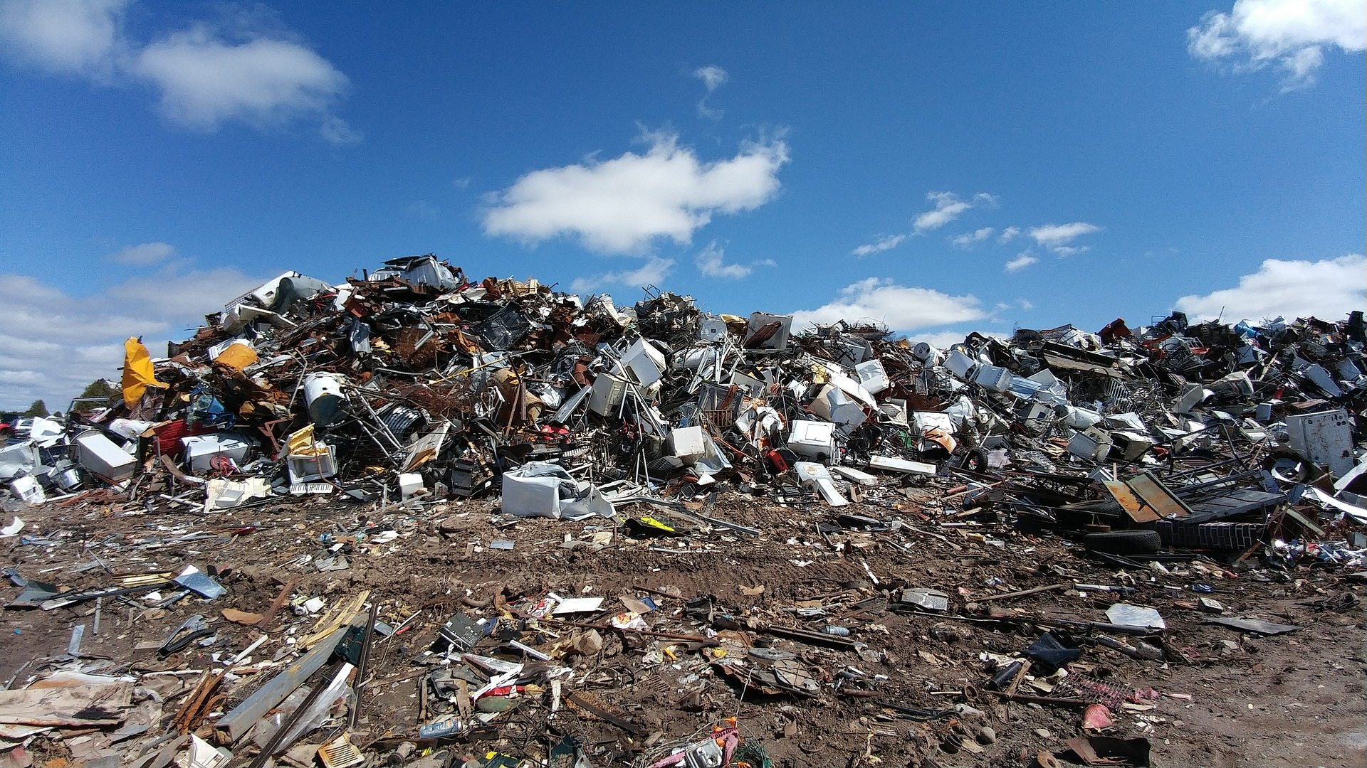Image: A giant Landfill