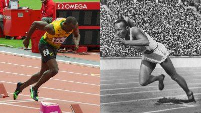 Bolt vs owens