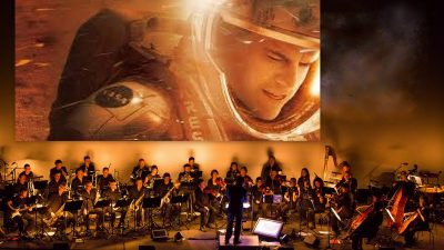 The Martian Music  Orchestra Wikipedia and youtube