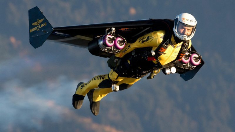 Alpha Jetman Blows the Doors of Possibility Wide Open