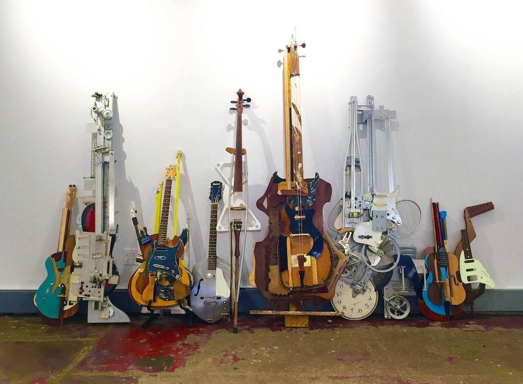 Turning Trash into Musical Instruments | Ever Widening Circles
