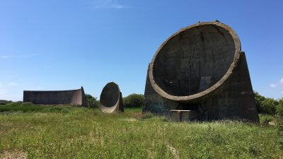 Image: The Sound Mirrors of WWII