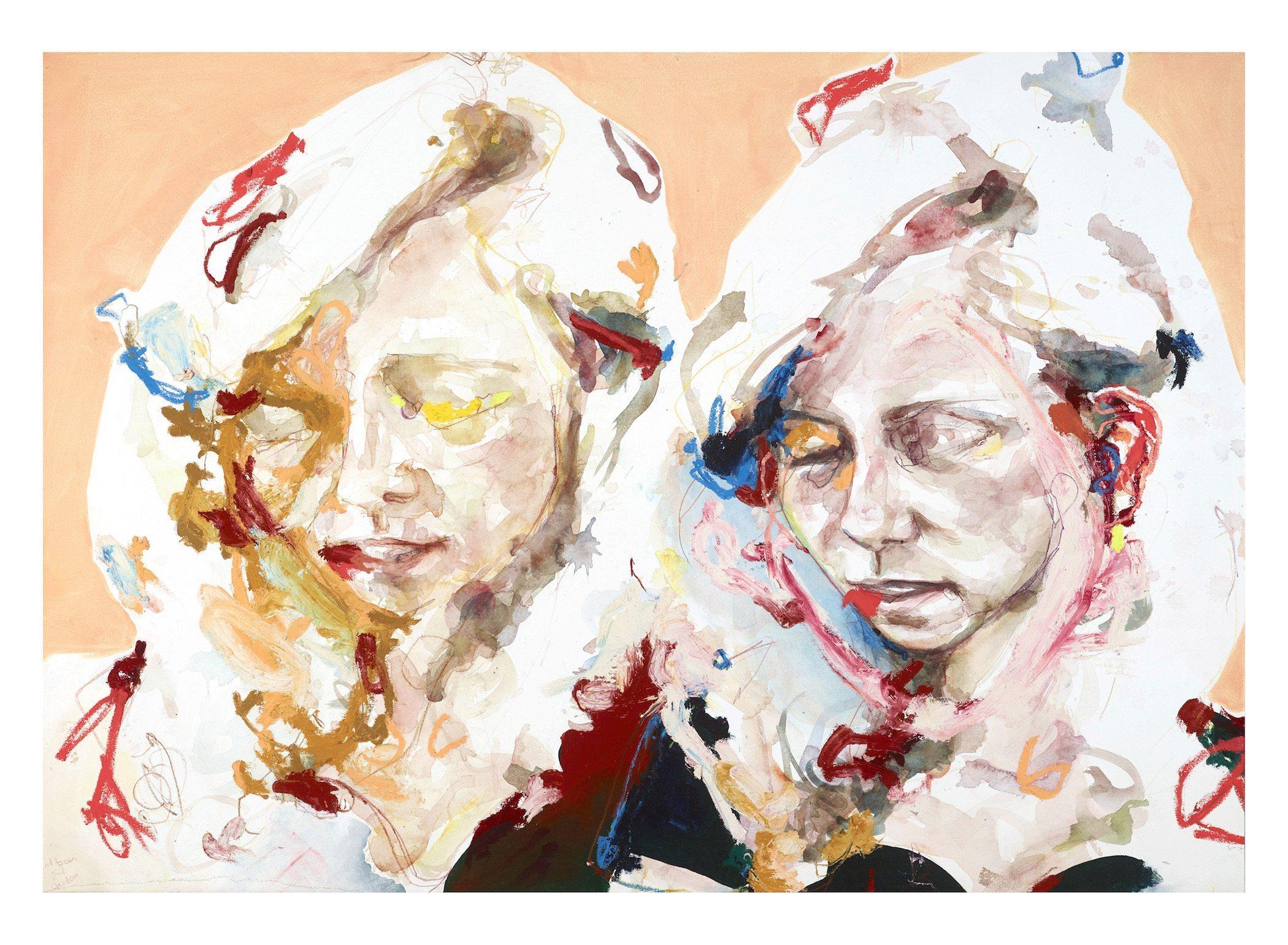 Image: Melanie Norris' portrait: Monsters