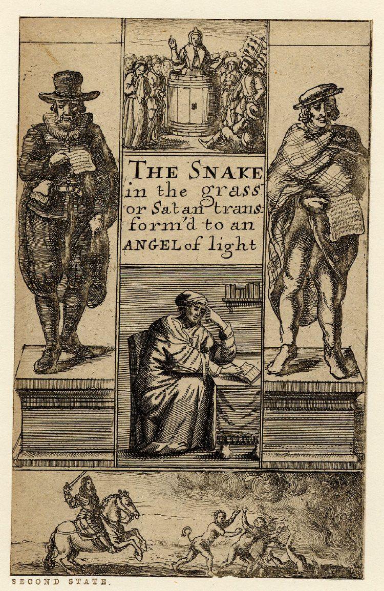 Image: 16th Century Puritan Poster