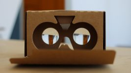 Image: Google Cardboard Virtual Reality Viewer
