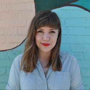 Image: Samantha Burns, executive assistant