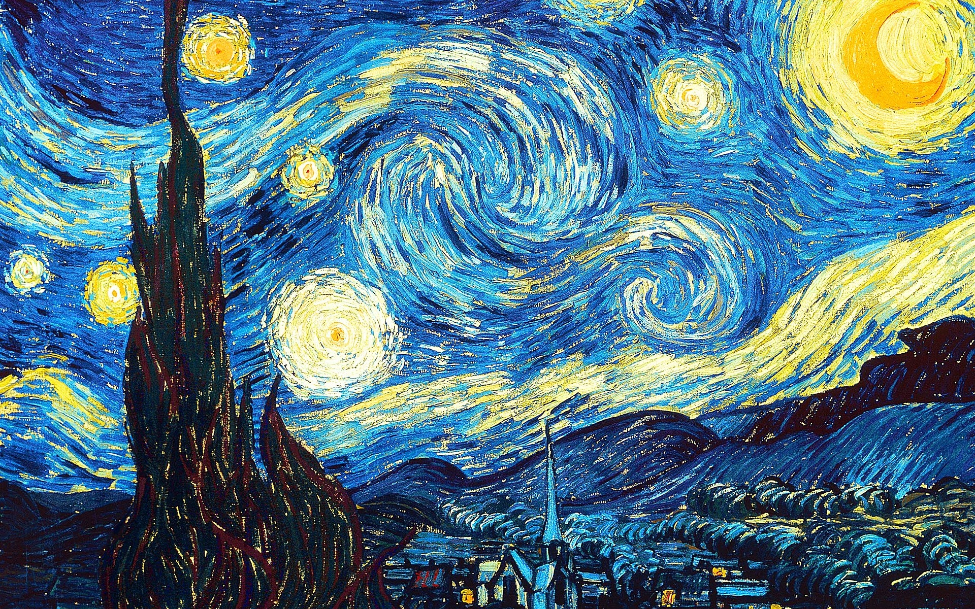 Why is Vincent van Gogh s The Starry Night Famous   26a407aa1