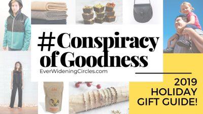 Image: #ConspiracyofGoodness 2019 Holiday Gift Guide