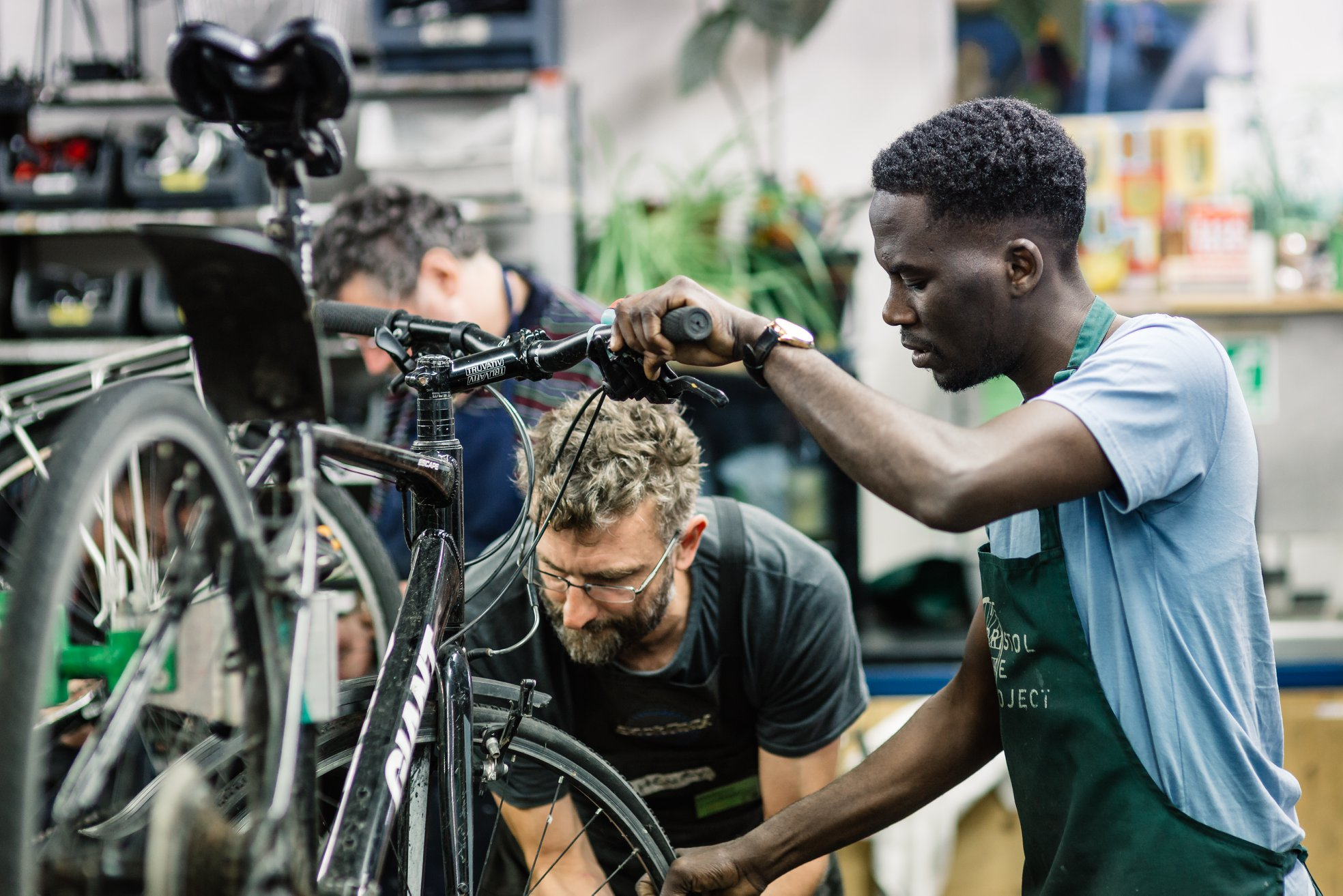 The Bristol Bike Project: Building A Better Future on Two Wheels