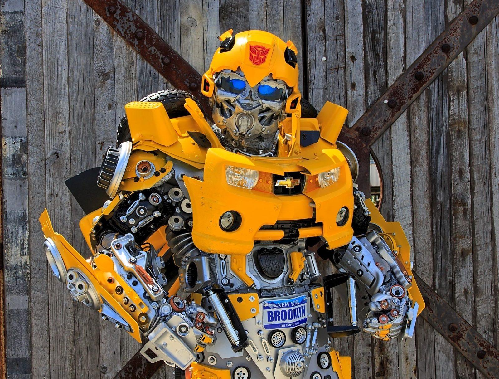 Image: Brooklyn RobotWorks Brooklyn Bumblebee