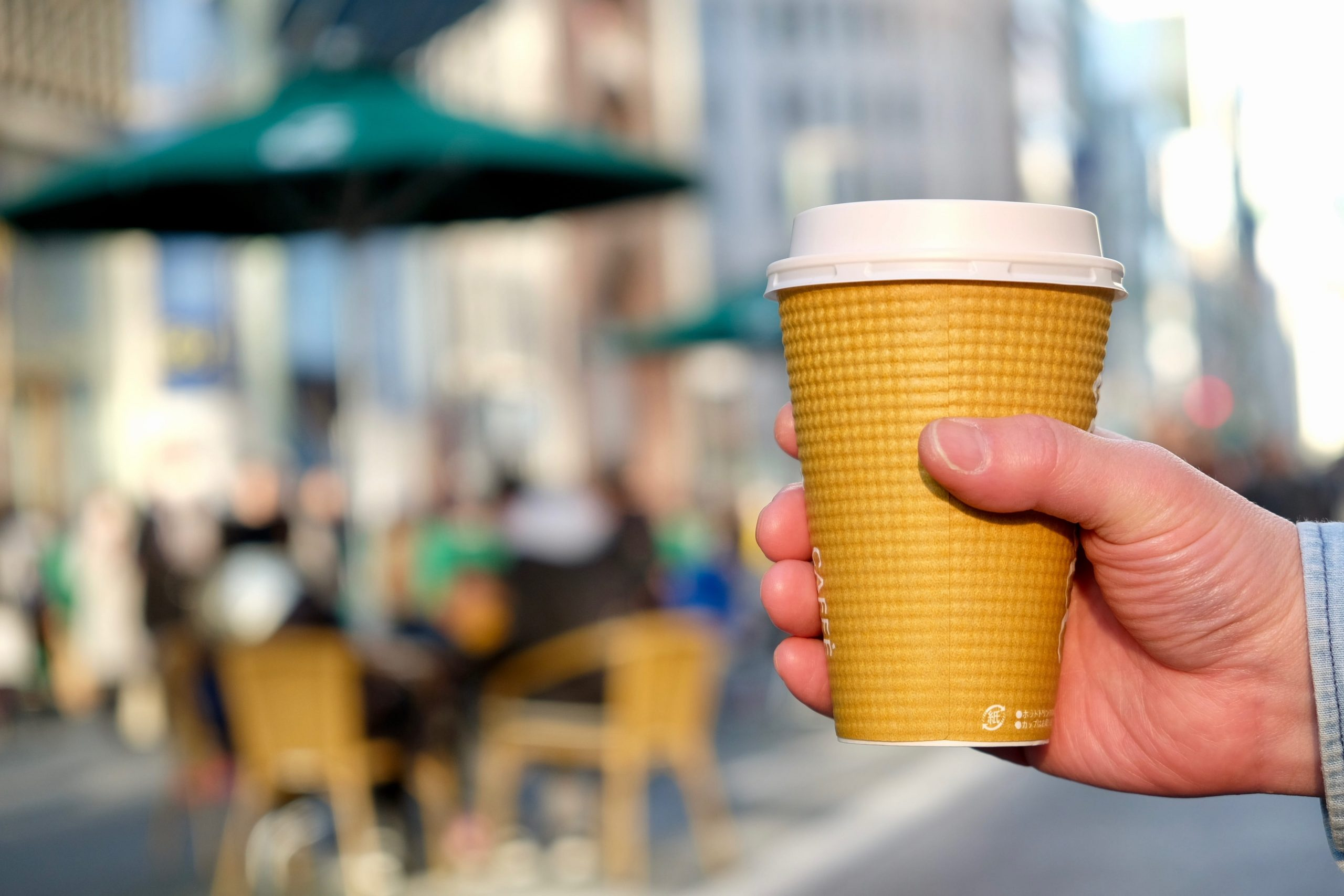The Hidden History of the Coffee Cup Lid