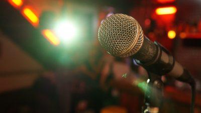 Image: microphone