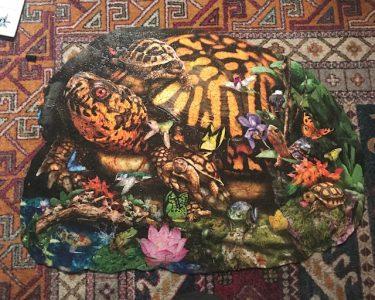 Image: Big mama turtle puzzle