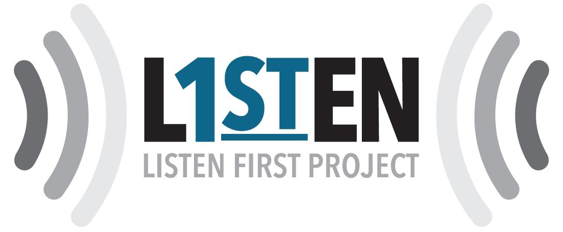 Image: Listen first logo