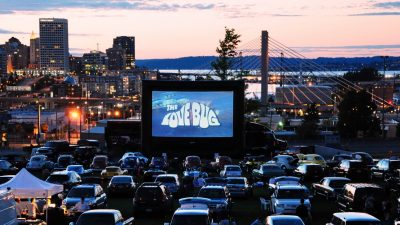 Drive-IN Movie Night in Tacoma